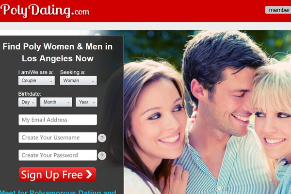 Polyamorie auf dating-sites